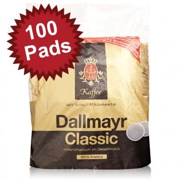 Dallmayr Classic Kaffeepads Megabeutel - 100 Pads
