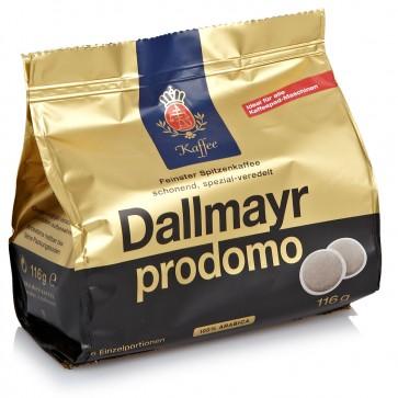 Dallmayr Prodomo Kaffeepads - 16 Pads
