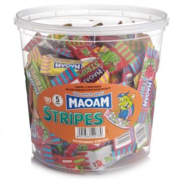 Haribo Maoam Stripes 150 Stück