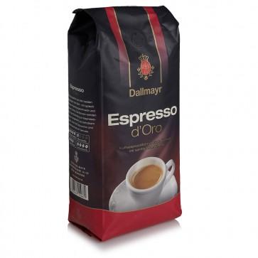 Dallmayr Espresso d'Oro Espressobohnen 1kg