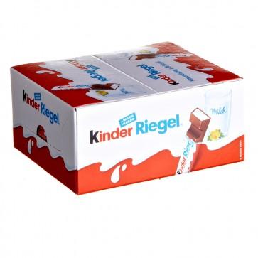 Ferrero Kinder Riegel Schokolade 36 Stück
