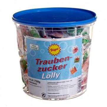 Frigeo Traubenzucker Lolly 100 St. - 750g