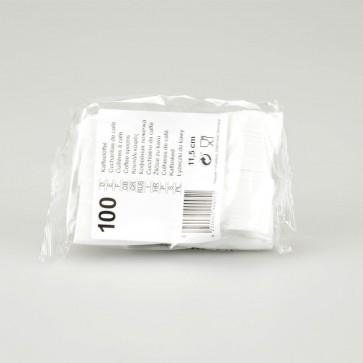 Plastik-Kaffeelöffel 100 Stück