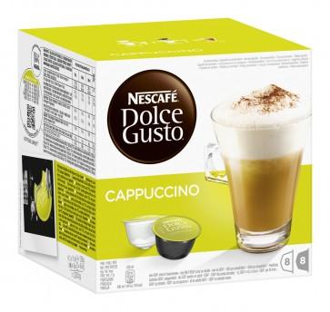 NESCAFÉ Dolce Gusto Cappuccino 16 Kapseln - 8 Port.