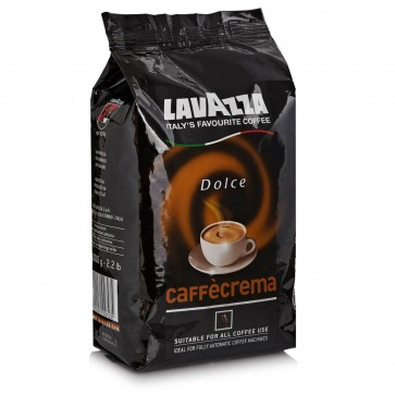Lavazza Caffècrema Dolce Kaffeebohnen 1kg