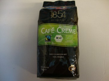 Schirmer Bio (DE-ÖKO-001) - Fairtrade Cafe Creme Arabica 1kg