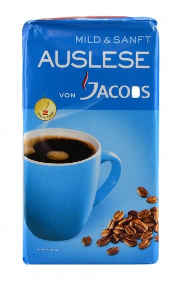 Jacobs Auslese mild & sanft 500g Kaffee gemahlen