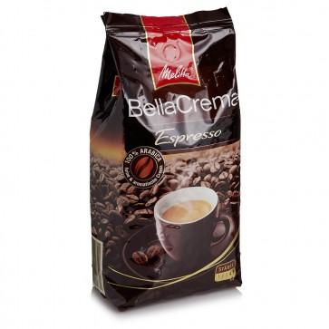 Melitta Bella Crema Espresso, 1kg ganze Bohnen