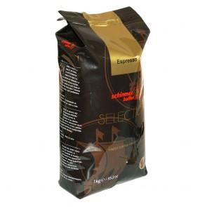 Schirmer Kaffee Selection Espresso Röstkaffee 1kg