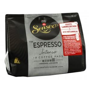 Senseo Espresso Intenso - 12 Kaffeepads