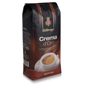 Dallmayr Crema d'Oro Intensa Kaffeebohnen 1kg