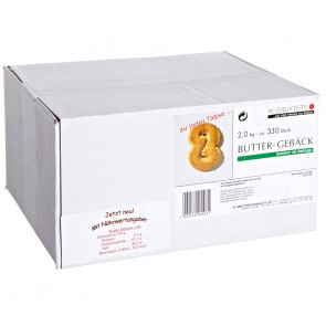 W. Gruyters Butter-Gebäck 2kg