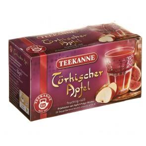 Teekanne Türkischer Apfel 20 Teebeutel - 10 Packungen