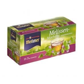 Meßmer Melisse 25 Teebeutel - 12 Packungen