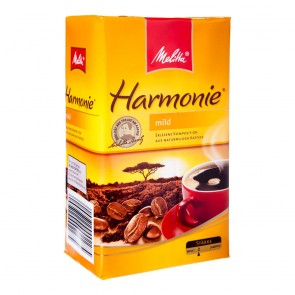 Melitta Harmonie mild Kaffeepulver 500g