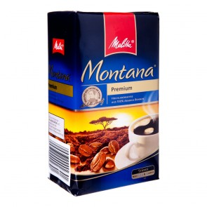 Melitta Montana Premium Kaffeepulver 500g