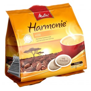 Melitta Kaffeepads Cafe Harmonie 112g
