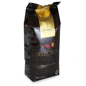 Schirmer Kaffee Selection Crema 1kg  - ganze Bohne
