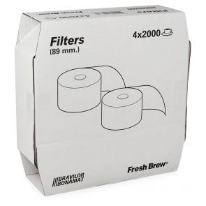 Bravilor Bonamat FreshBrew Filterrollen 4x2000