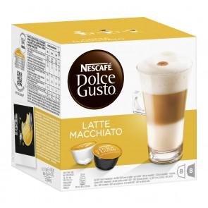 NESCAFÉ Dolce Gusto Latte Macchiato 16 Kapseln - 8 Port.