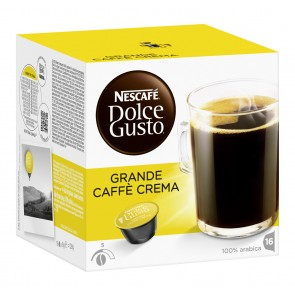 NESCAFÉ Dolce Gusto Grande Caffè Crema 16 Kapseln